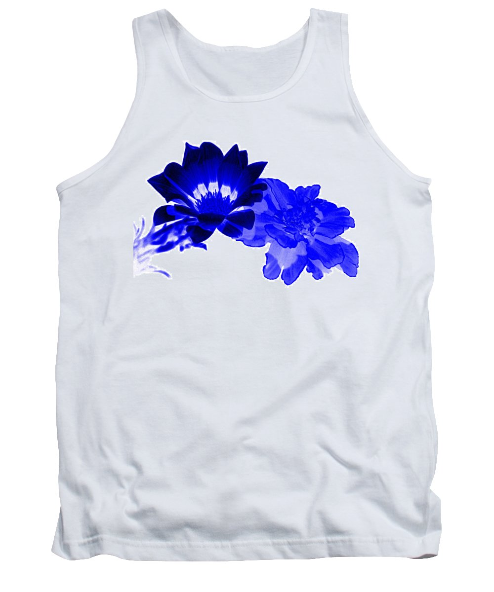 Original Tank Top featuring the photograph Abstract 130 by J D Owen