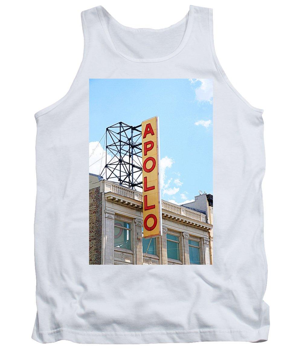 Apollo Theater Tank Tops