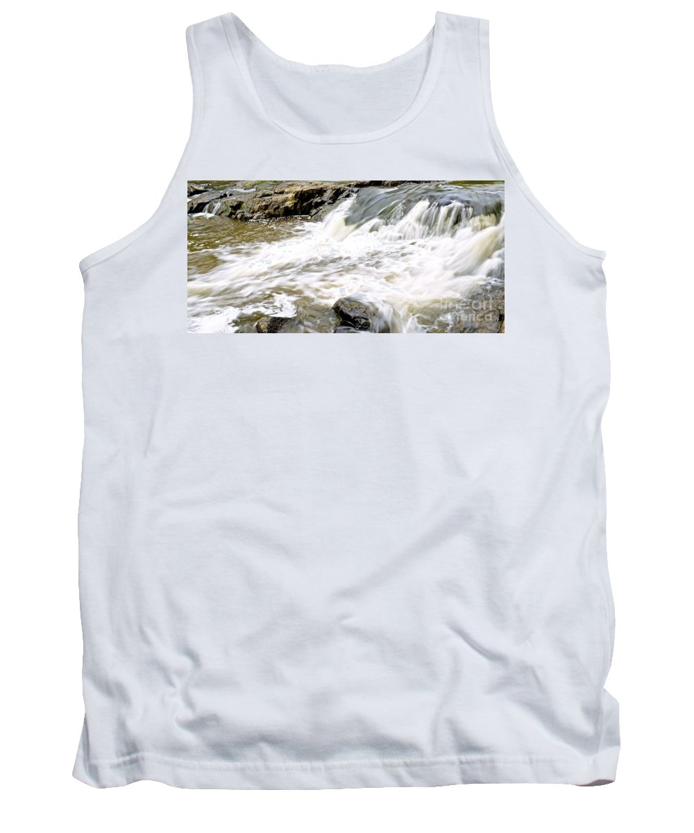 Tank Top featuring the photograph Beauty On The Eno River by Lynn R Morris