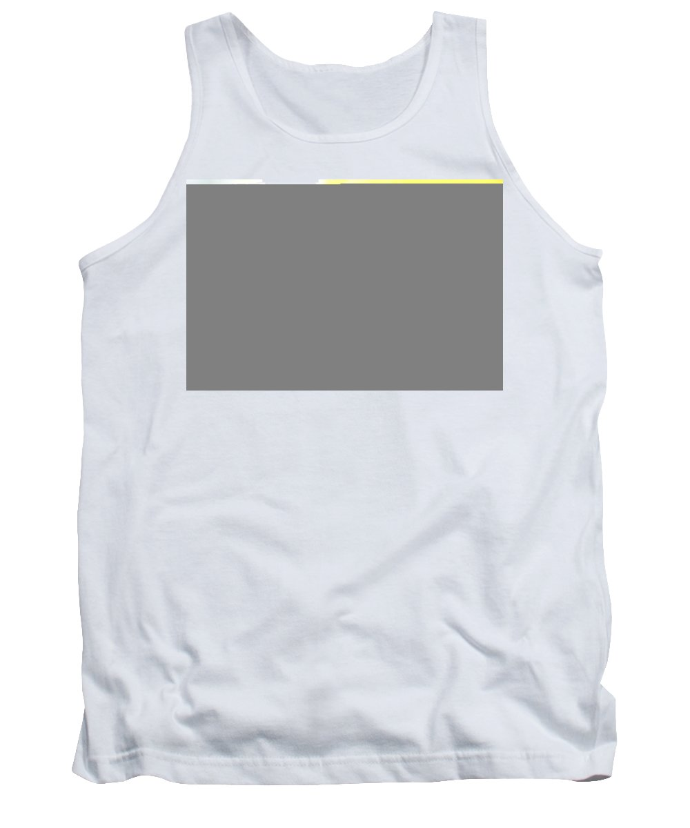 Yin Yang Tank Top featuring the photograph Celestial Glass 5 by Xueling Zou