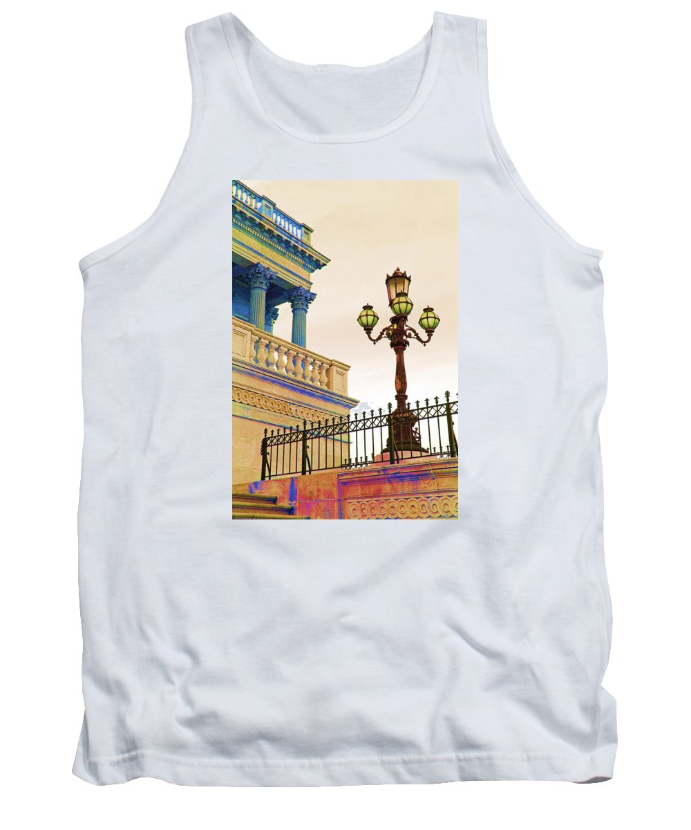 Washington Dc Tank Top featuring the photograph Colors Of The Capitol Hill by Iryna Goodall