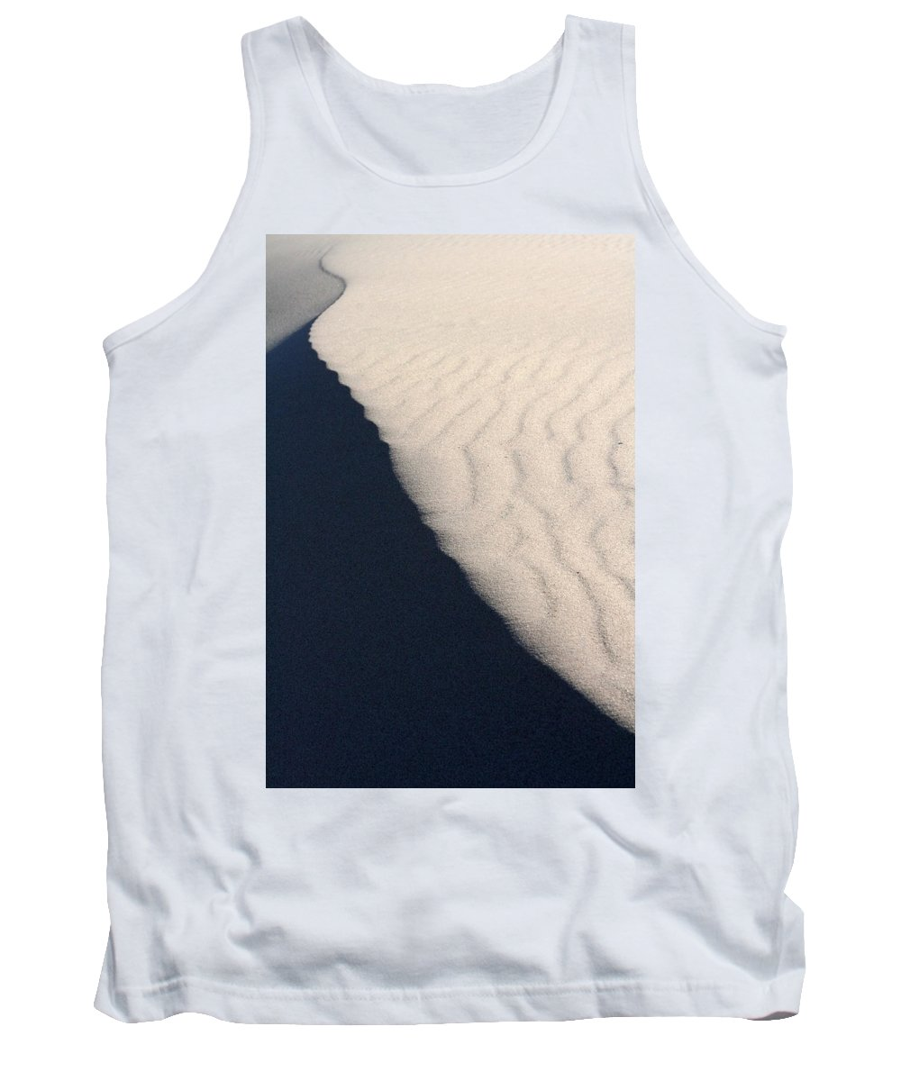 Dune Tank Top featuring the photograph Dune by Allan Lovell