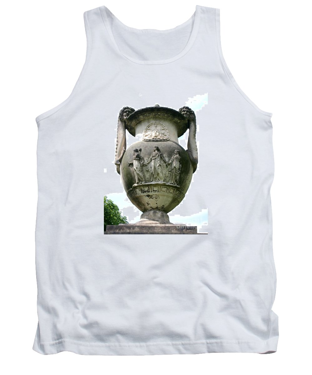 Cup Tank Top featuring the photograph From Olden Times IIi by Christiane Schulze Art And Photography