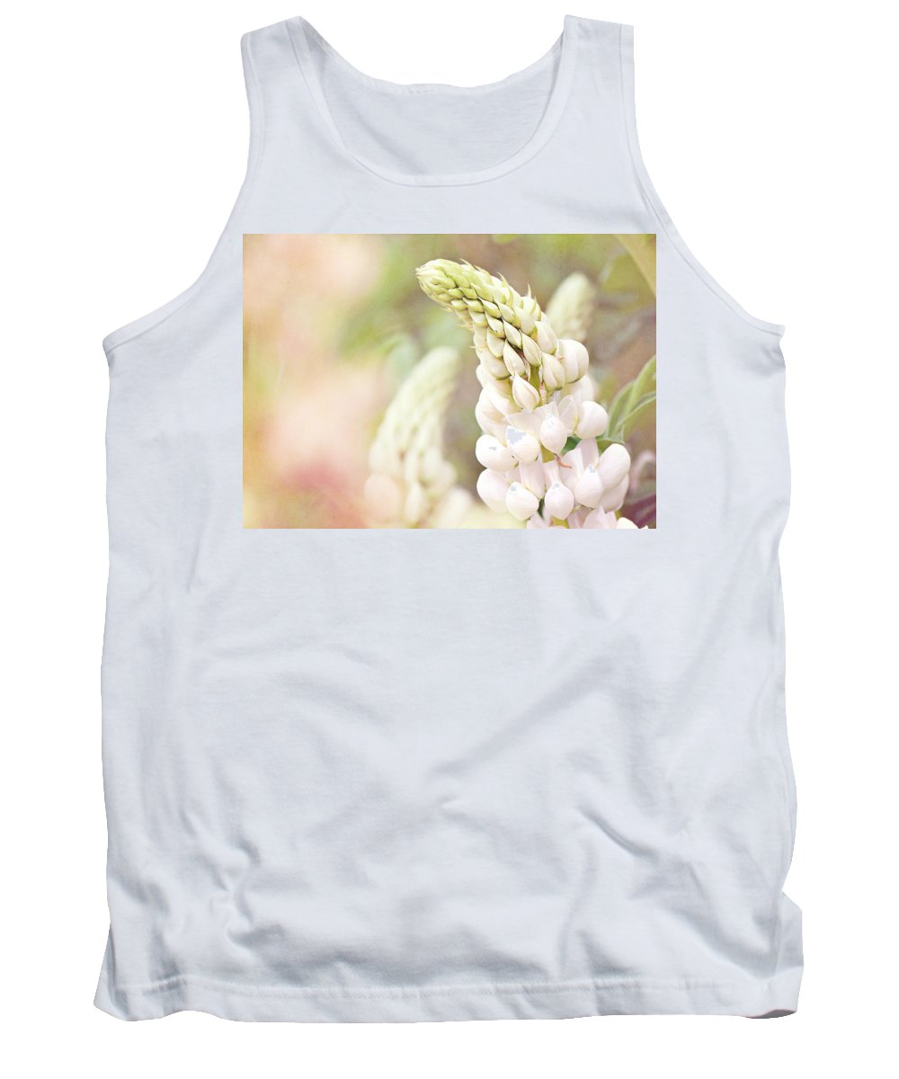 Interior Design Tank Top featuring the photograph Garden Ballet by Lisa Knechtel