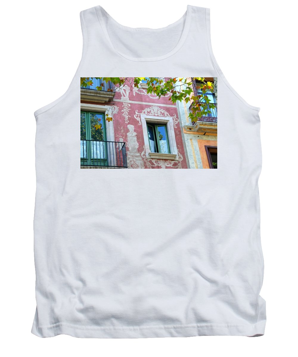 Barcelona Tank Top featuring the photograph Home Sweet Home by David Coleman