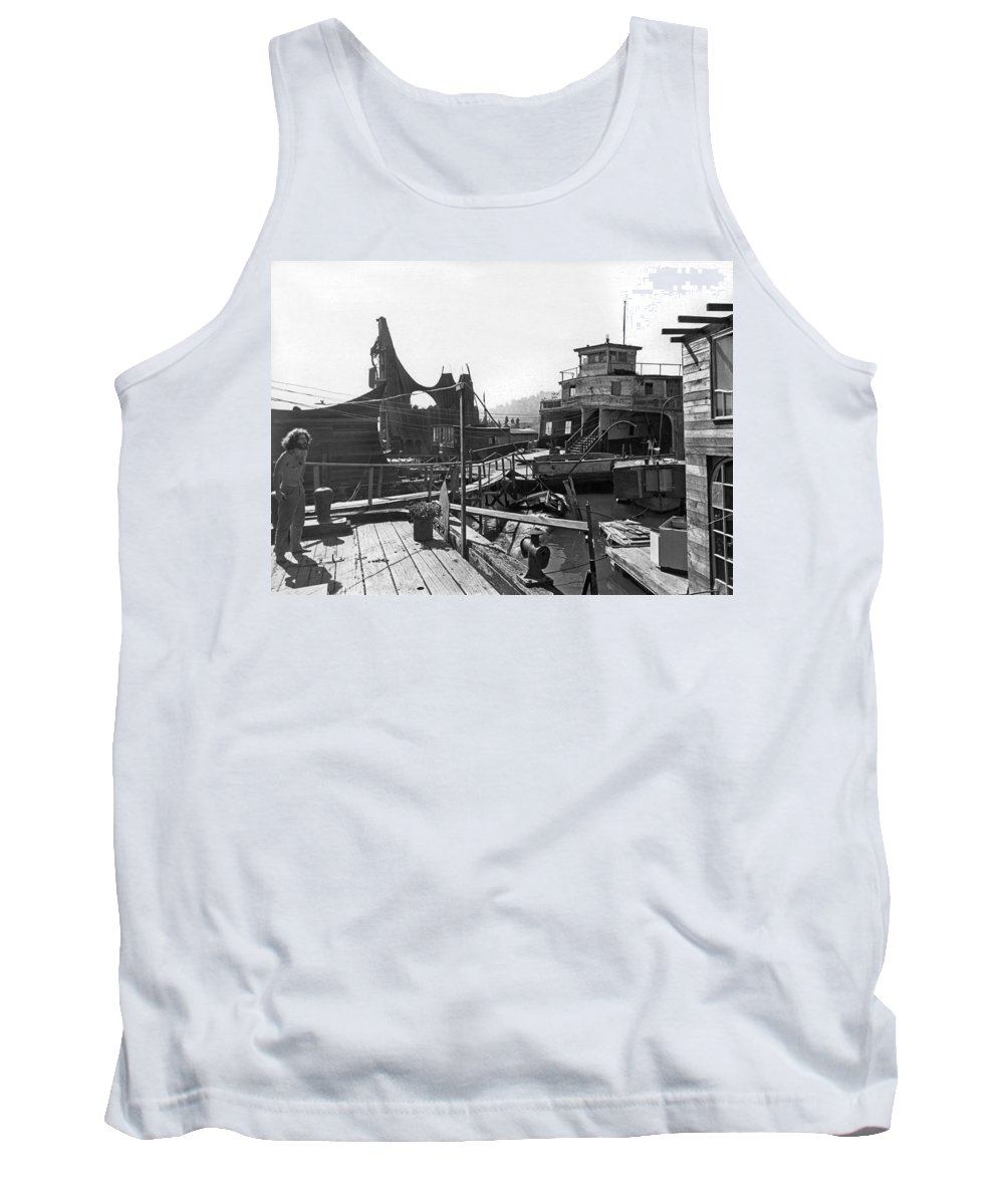 Houseboat Tank Tops