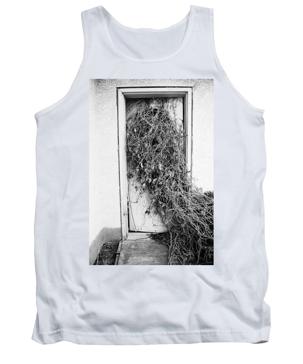 Vancouver Tank Top featuring the photograph Hungry Shoulders by The Artist Project