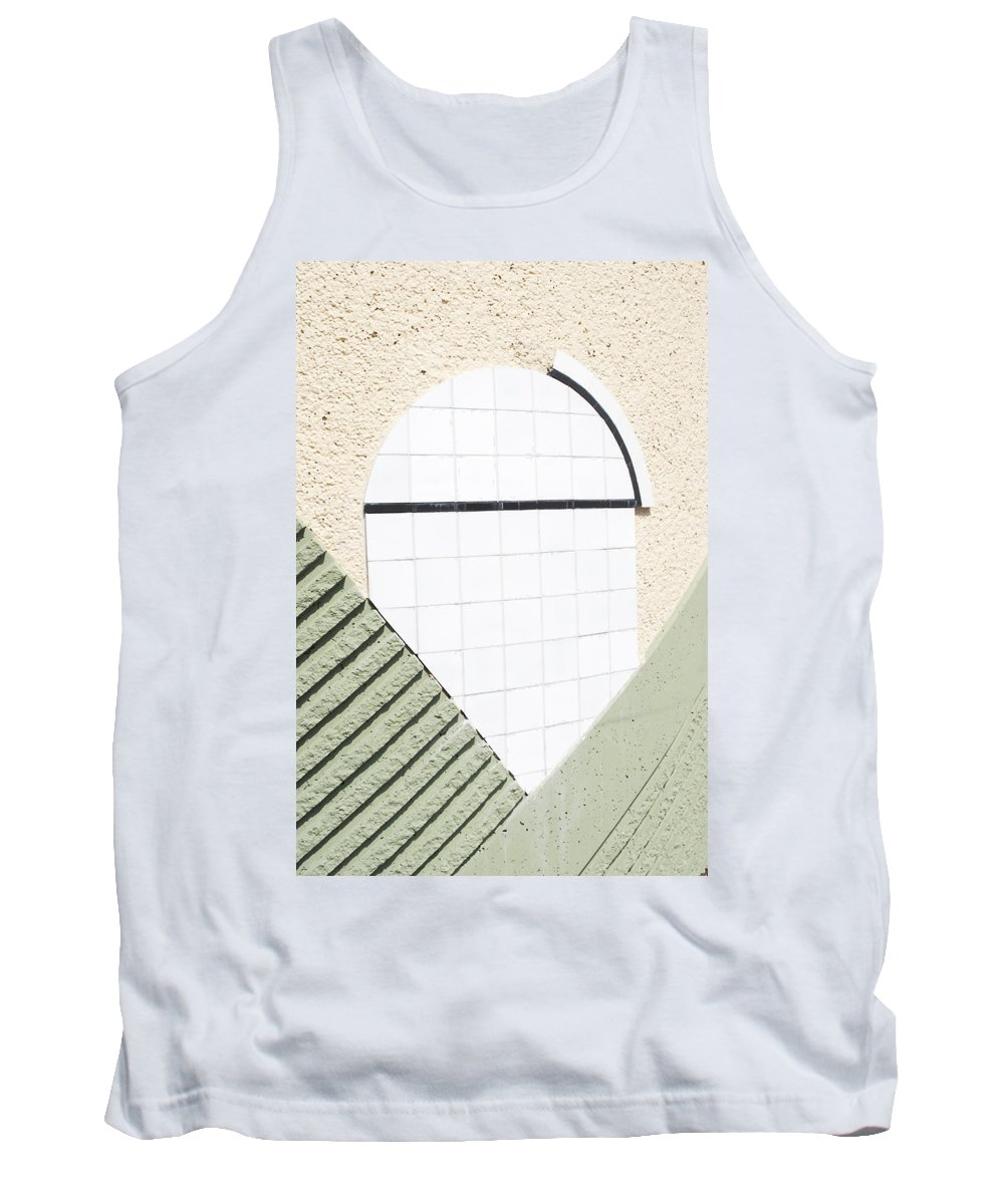 Interstate 10 Tank Top featuring the photograph Interstate 10 Project Outtake_0010279 by Arthur BRADford Klemmer