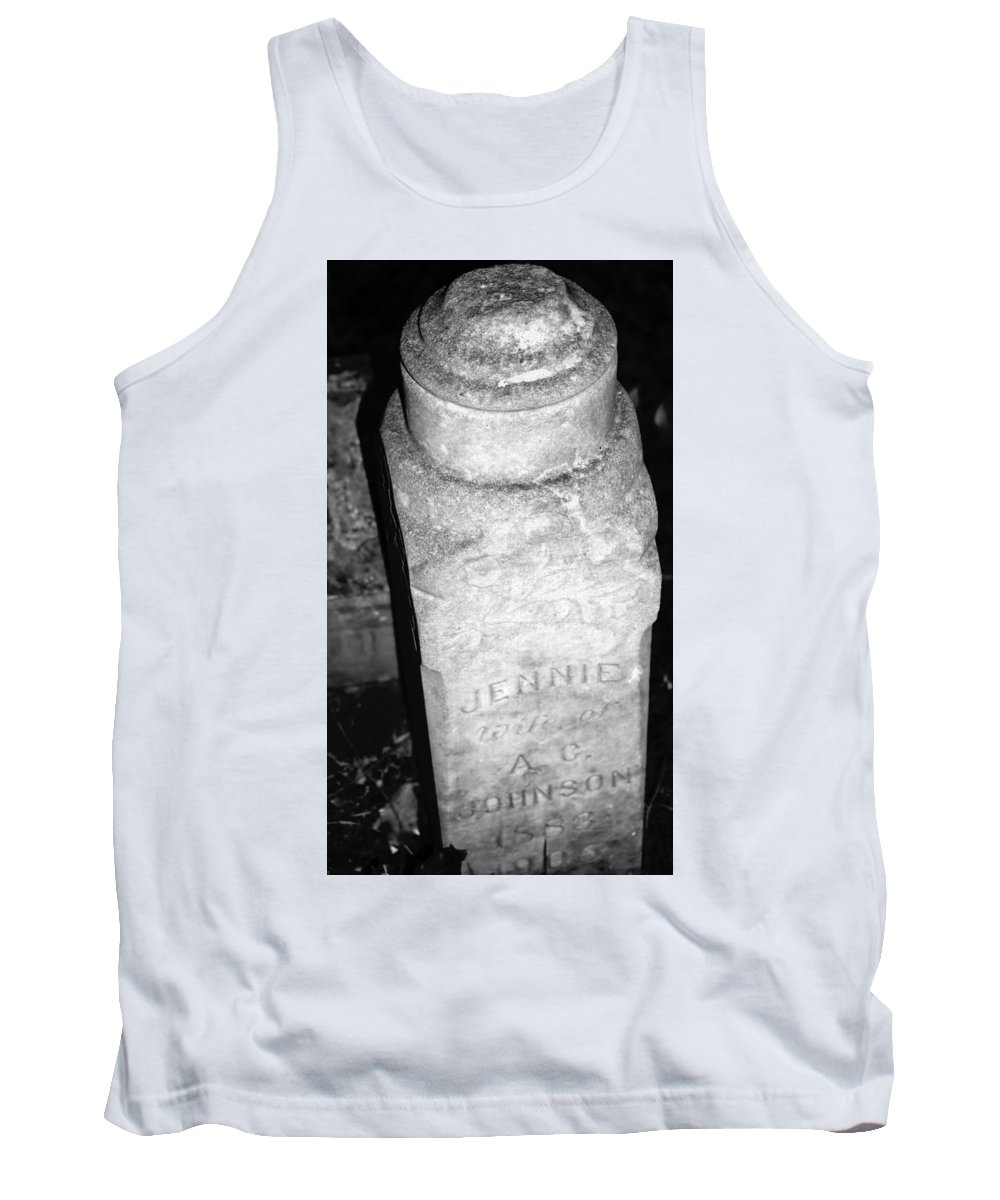 Tank Top featuring the photograph Jennie by Cathy Anderson