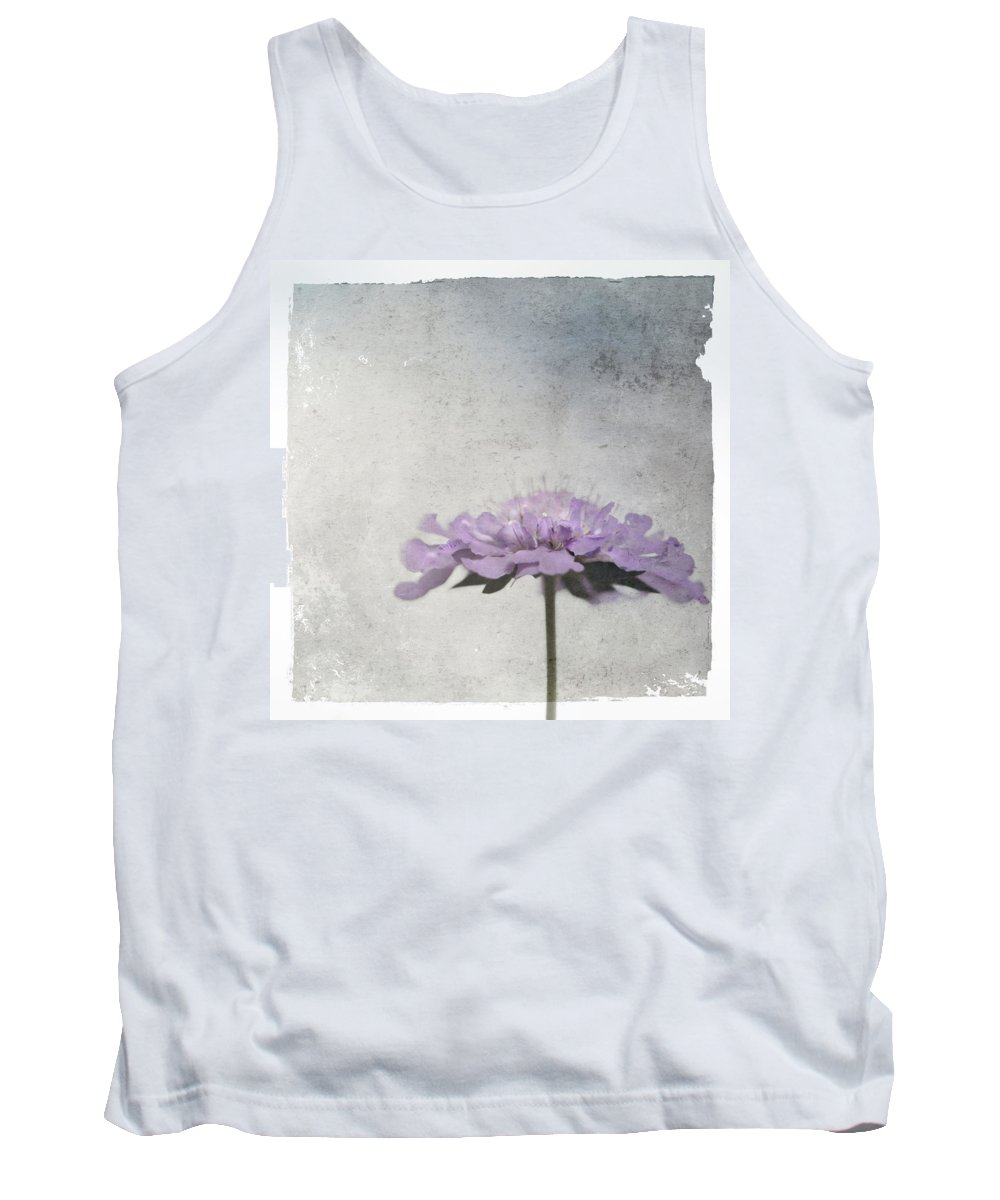 Floral Tank Top featuring the photograph Lilac by Annie Snel