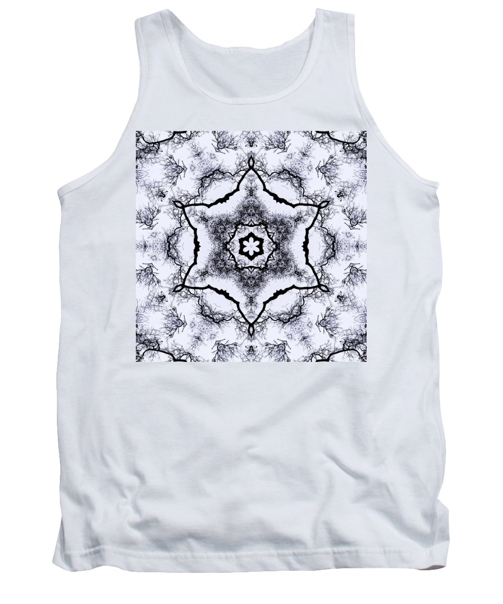 Tank Top featuring the photograph Manadala96 by Lee Santa