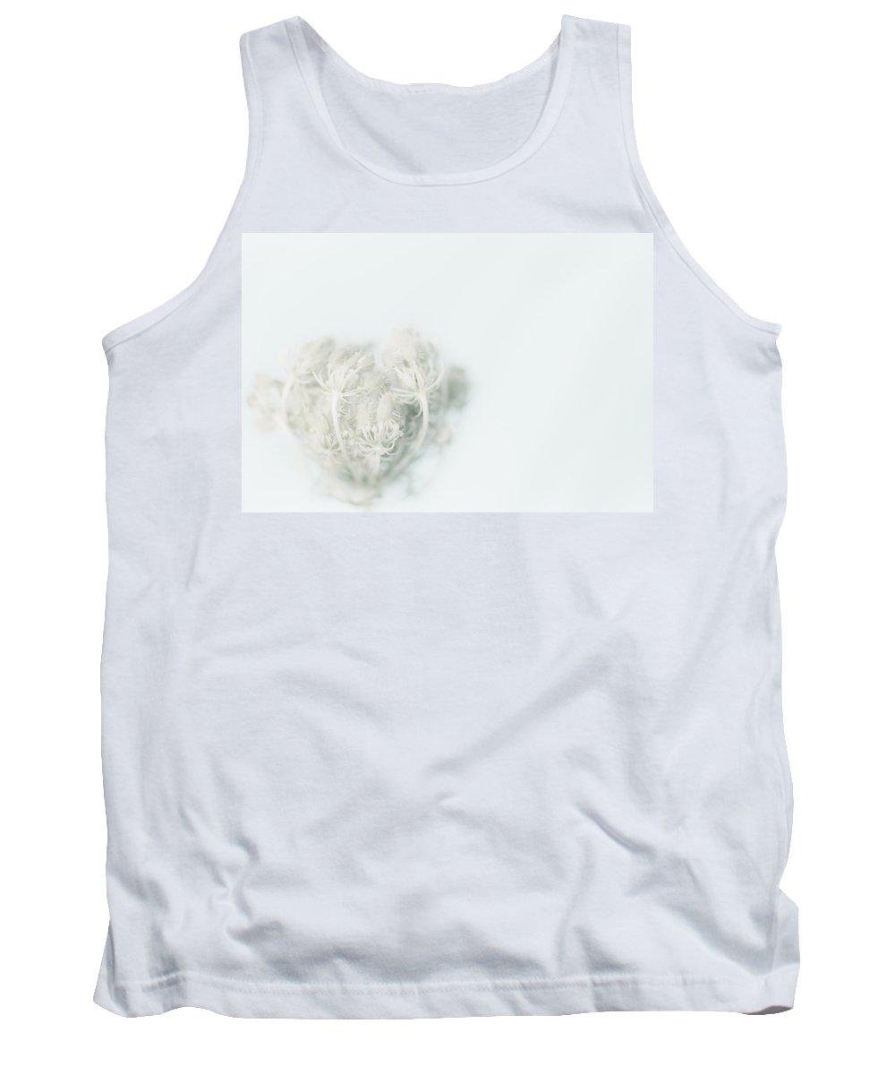 Plant Tank Top featuring the photograph Milky by Shane Holsclaw