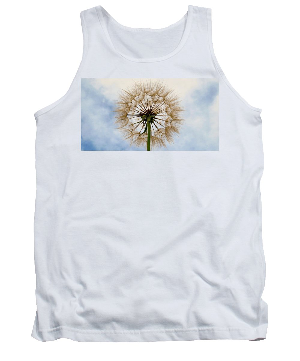 Nature Tank Top featuring the photograph One Million Dreams by Art Dingo