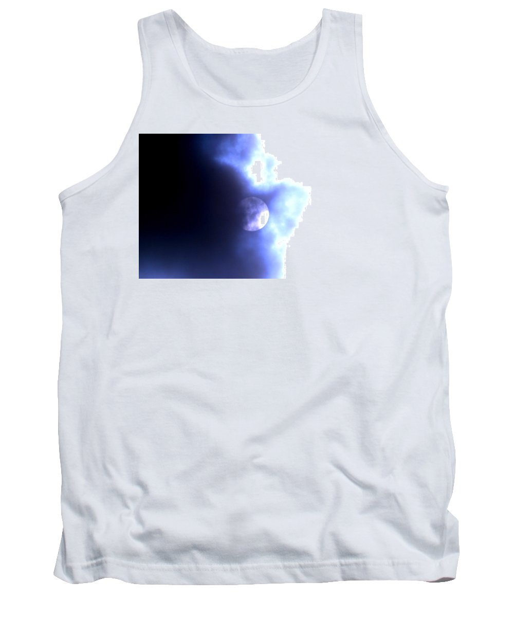 Sun Tank Top featuring the photograph Our Changing Sun by Neal Eslinger