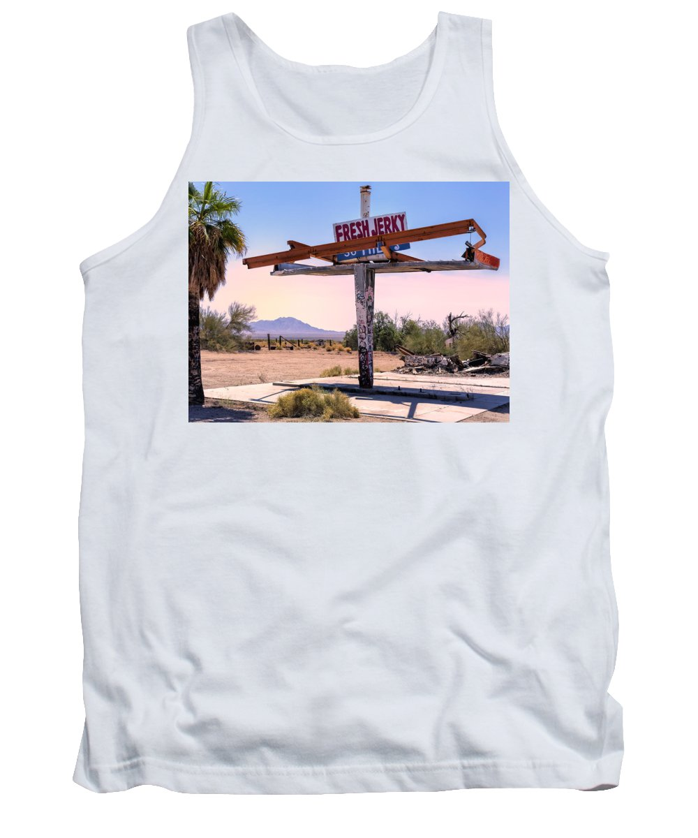 Oxymoronic Tank Top featuring the photograph Oxymoron by Dominic Piperata