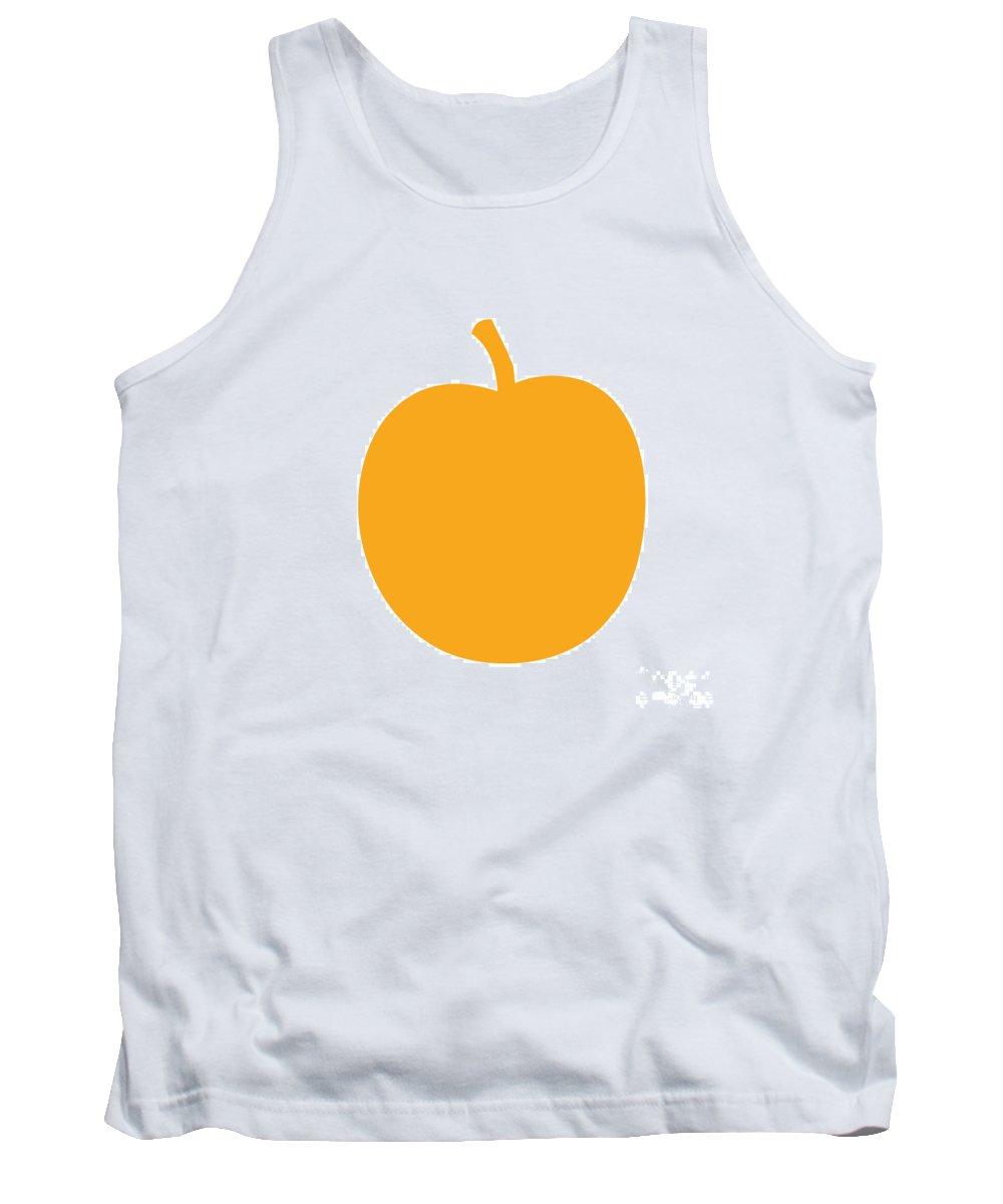 Peach Tank Top featuring the photograph Peach by Jackie Farnsworth