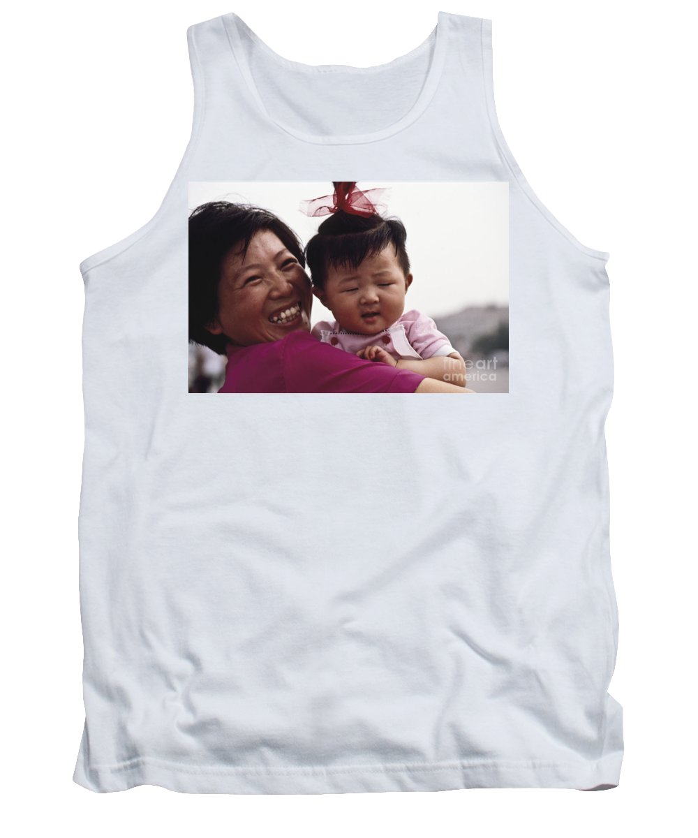 Heiko Tank Top featuring the photograph Pride And Joy by Heiko Koehrer-Wagner