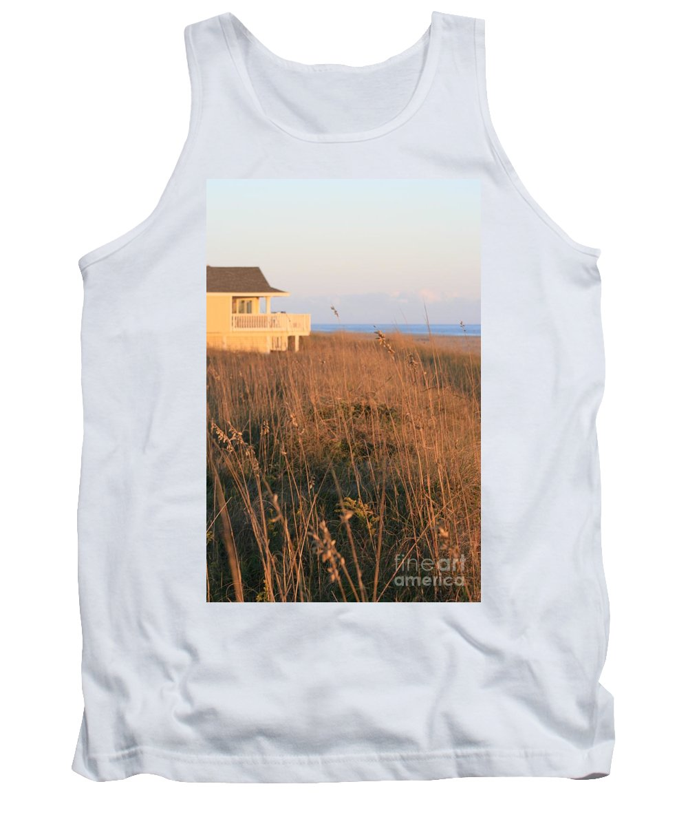 Relaxation Tank Top featuring the photograph Relaxation by Nadine Rippelmeyer