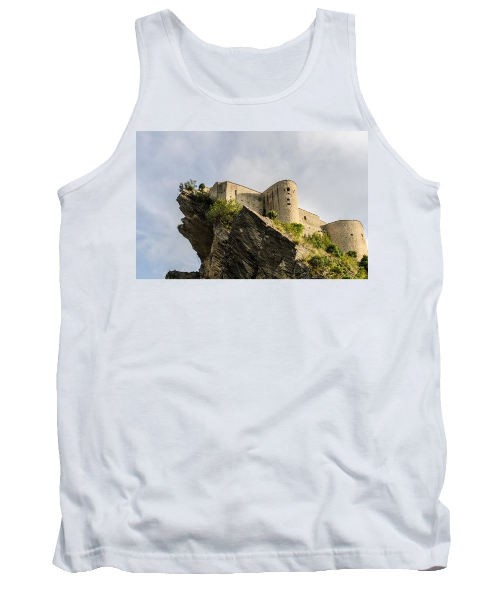 Landscape Tank Top featuring the photograph Riding The Wings Of Eternity by Andrea Mazzocchetti