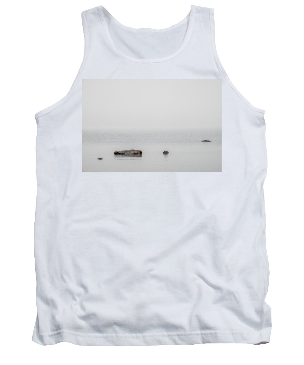 Fine Art Photography Tank Top featuring the photograph Ripples by Ludwig Riml