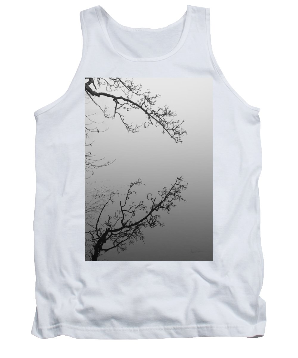 Reflection Tank Top featuring the photograph Self-reflection by Luke Moore