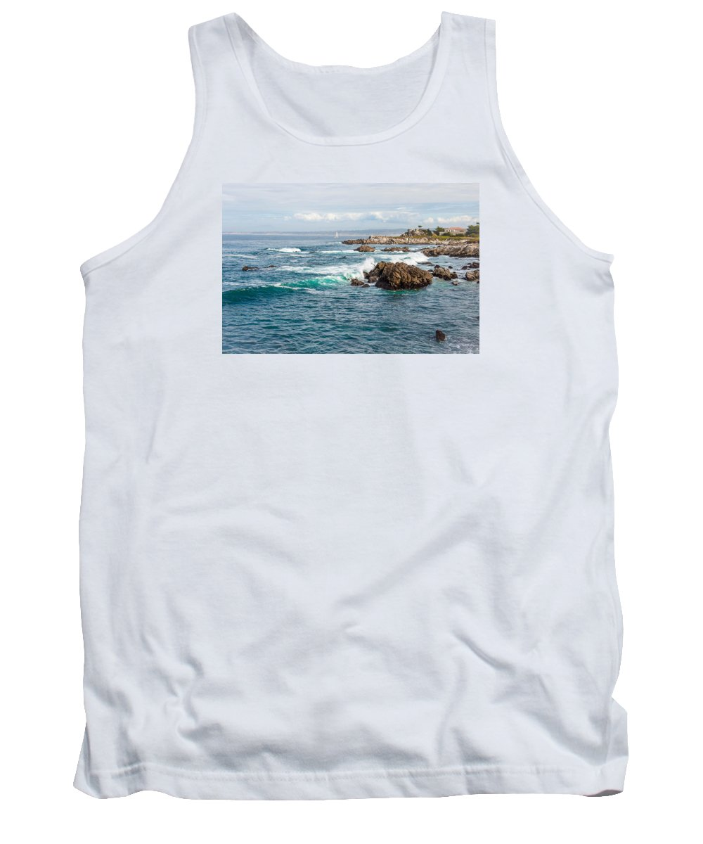 Landscape Tank Top featuring the photograph Home My Haven by Kausar ali Shakir