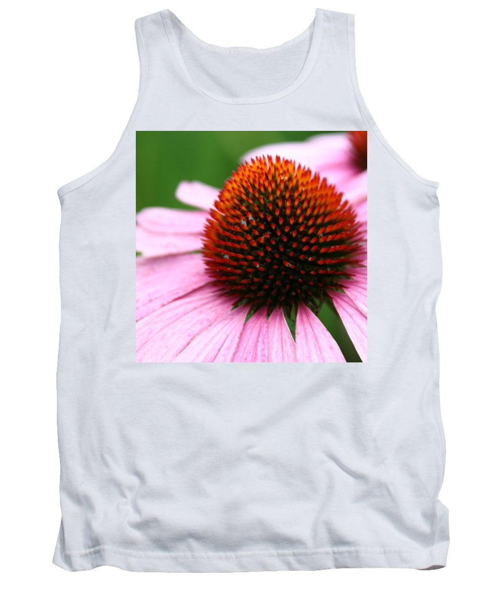 Stunning In Pink Tank Top featuring the photograph Stunning In Pink by Denyse Duhaime