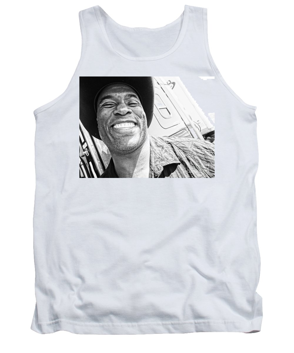 Smile Tank Top featuring the photograph That Smile by Korynn Neil