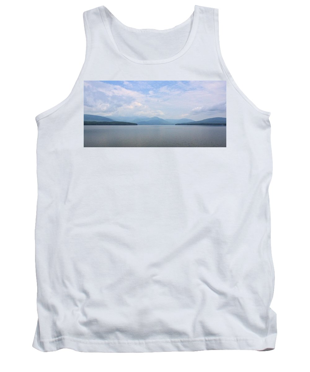 Lake Tank Top featuring the photograph The Lake by Robert McCulloch