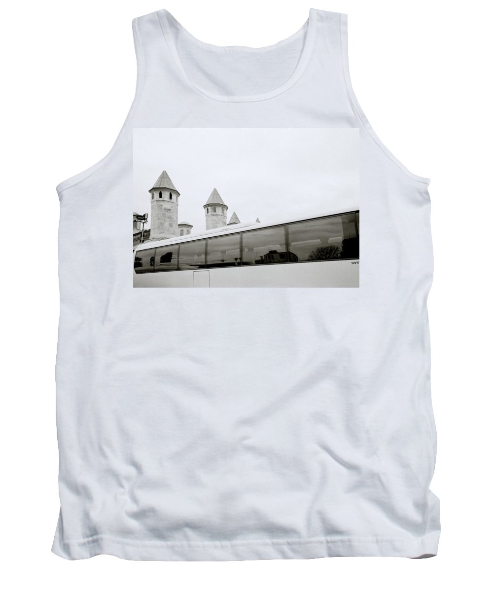 Istanbul Tank Top featuring the photograph The Vacation by Shaun Higson