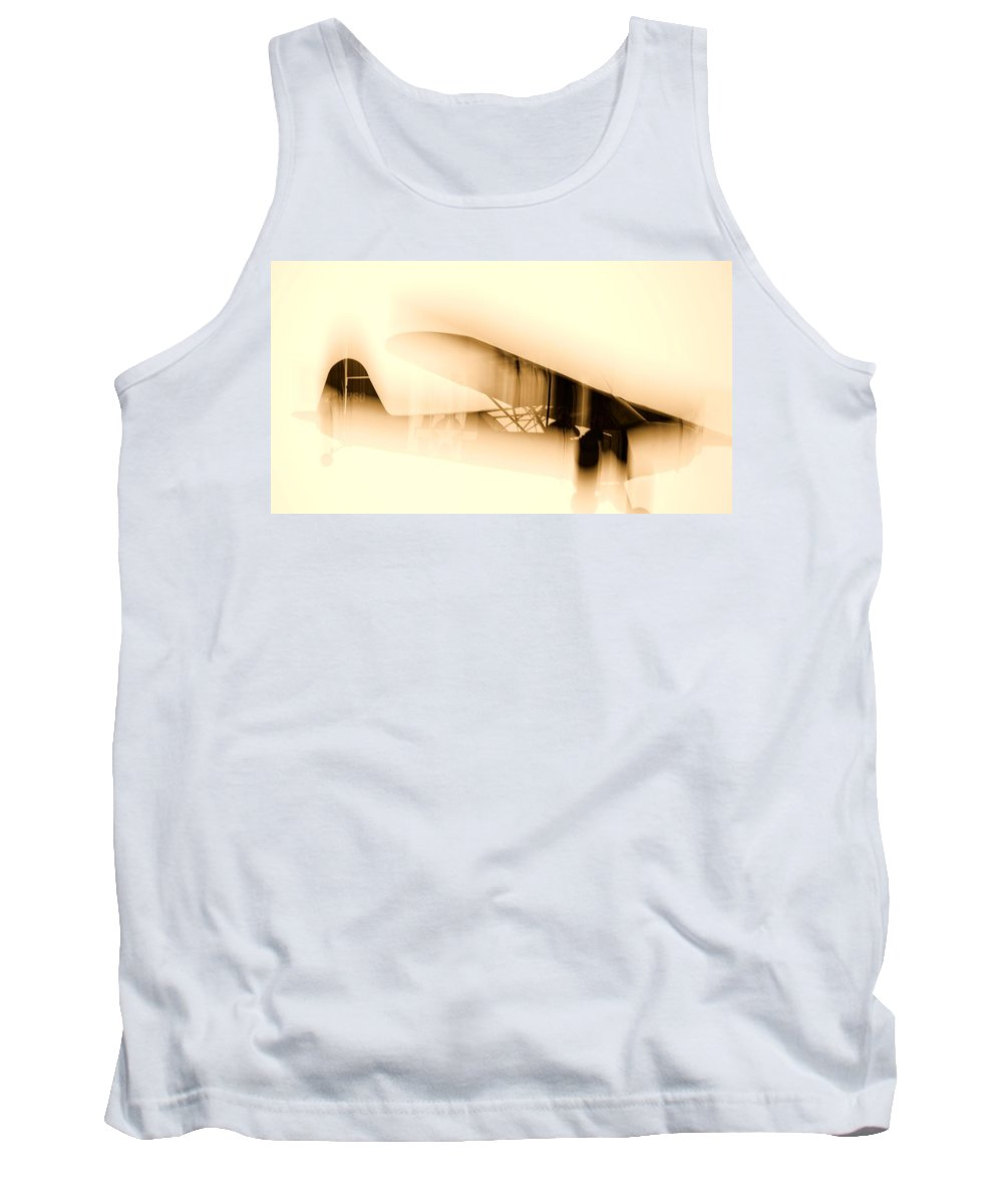 Amelia Tank Top featuring the photograph Thoughts Of Amelia by David Coleman