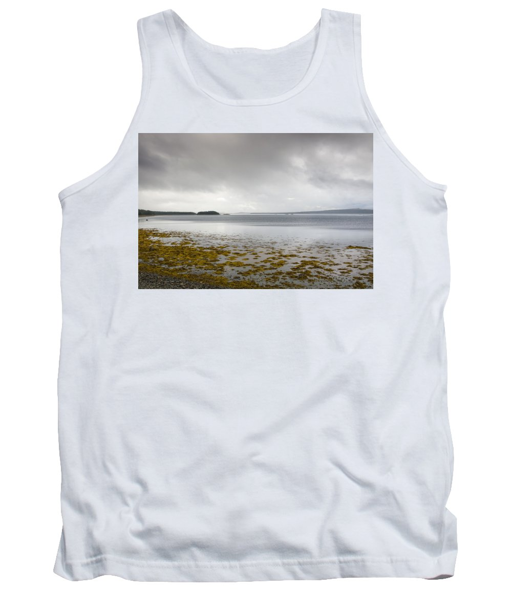 Newfoundland Tank Top featuring the photograph Twillingate Bay by David Stone