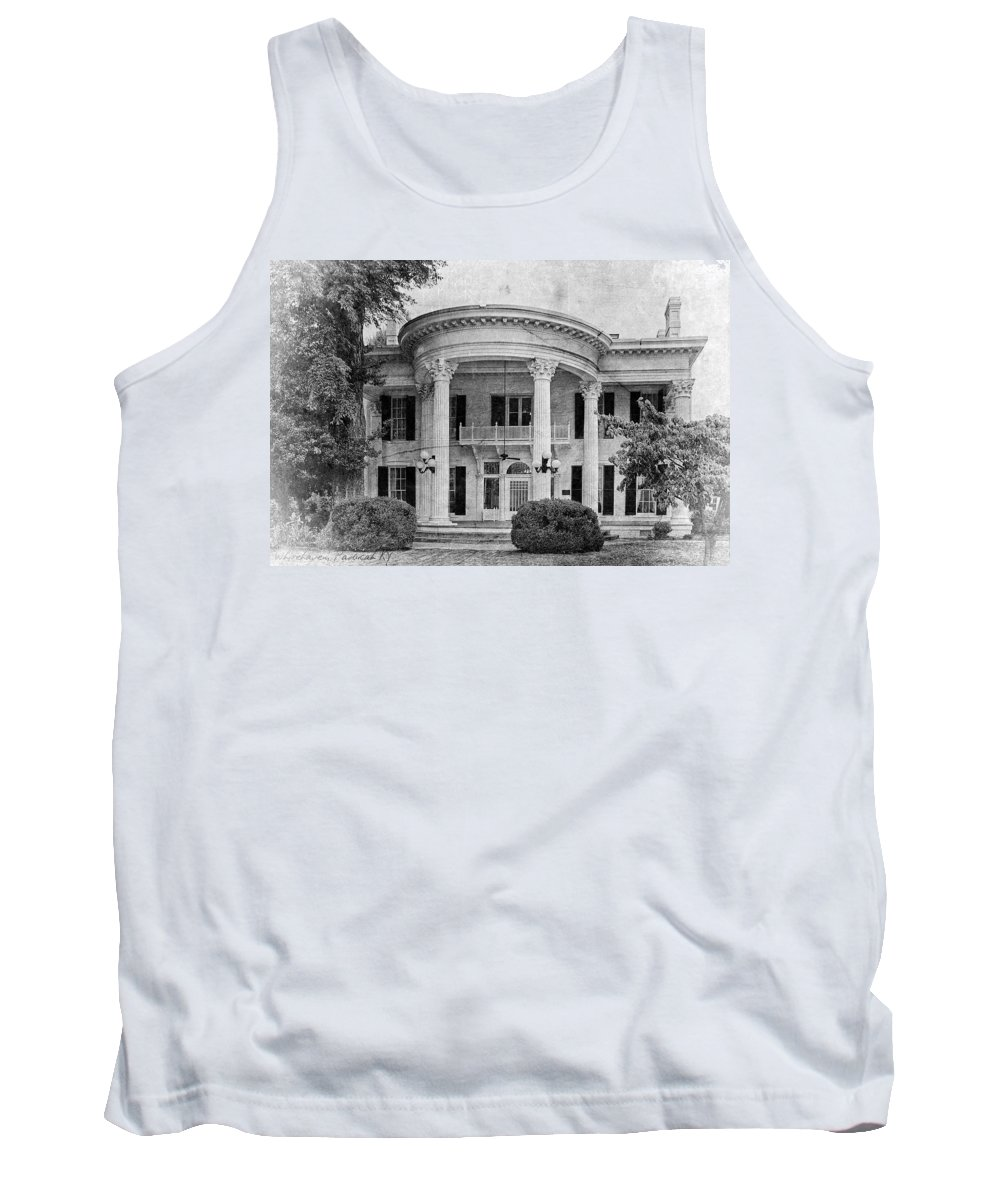 Fineart Tank Top featuring the photograph Whitehaven by Jeff Burton
