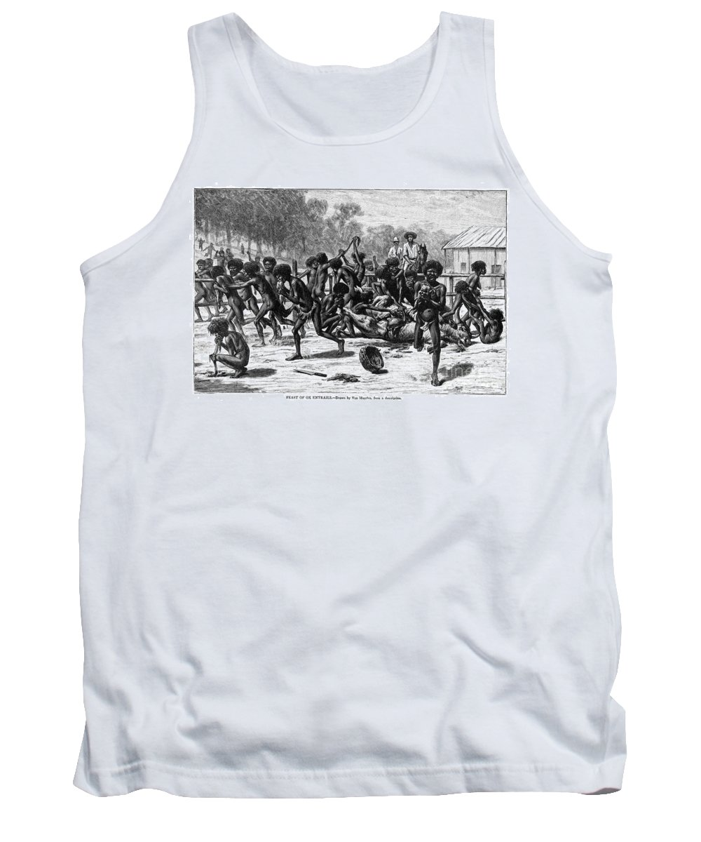19th Century Tank Top featuring the photograph Aborigines, 19th Century by Granger