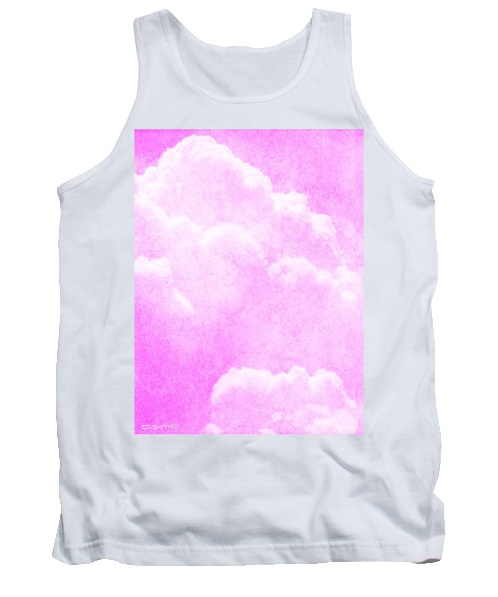 Candy Mountain Tank Top featuring the photograph Candy Mountain by Ed Smith