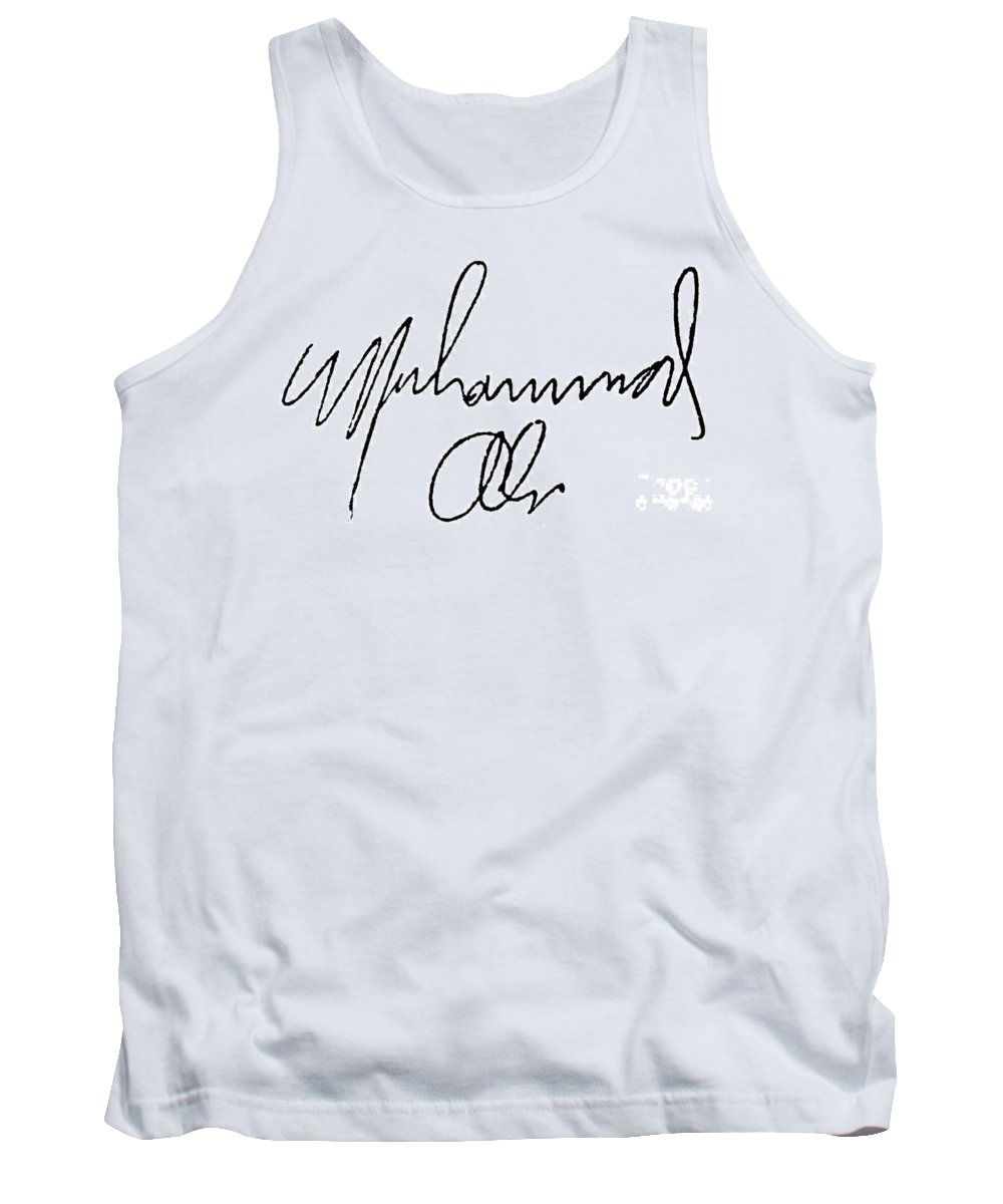 20th Century Tank Top featuring the photograph Muhammed Ali (b. 1942) by Granger