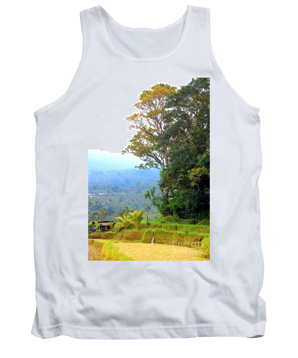 Trees Tank Top featuring the photograph Nature by Charuhas Images