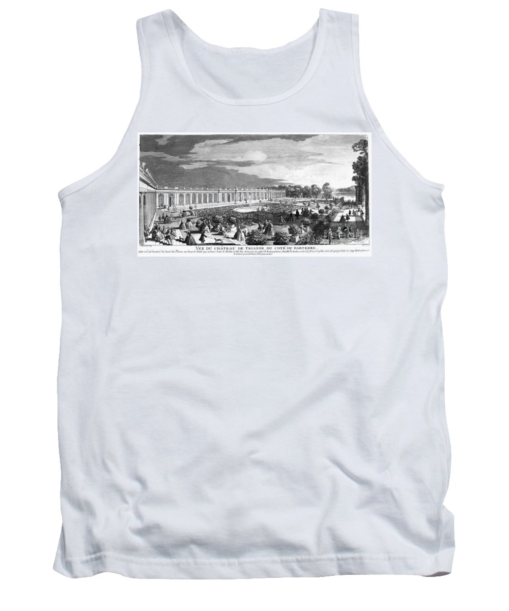 1775 Tank Top featuring the photograph Versailles: Grand Trianon by Granger