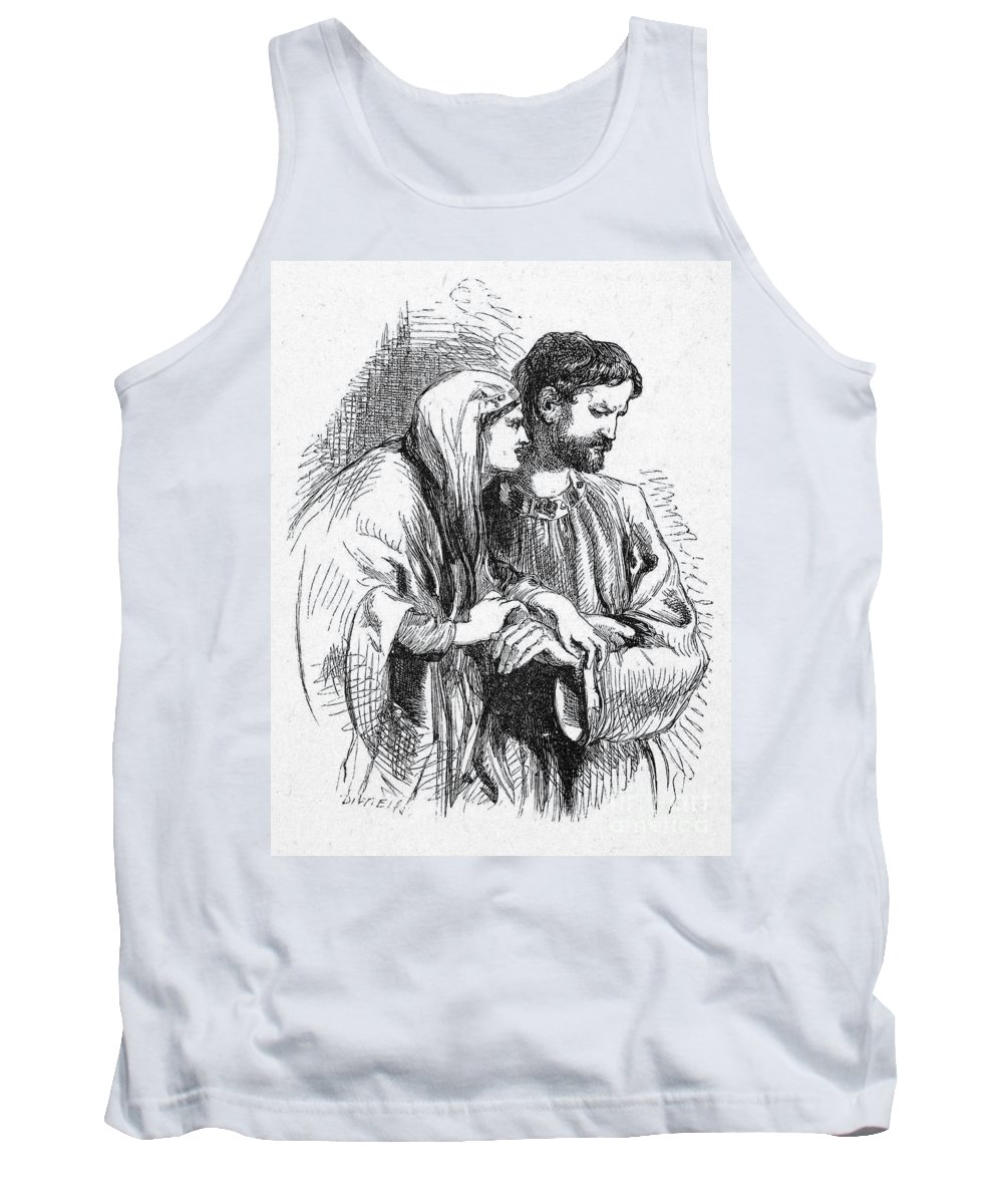 16th Century Tank Top featuring the photograph Shakespeare: Macbeth by Granger