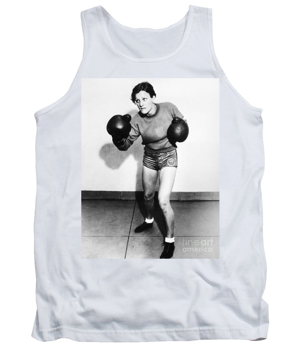 1933 Tank Top featuring the photograph Babe Didrikson Zaharias by Granger