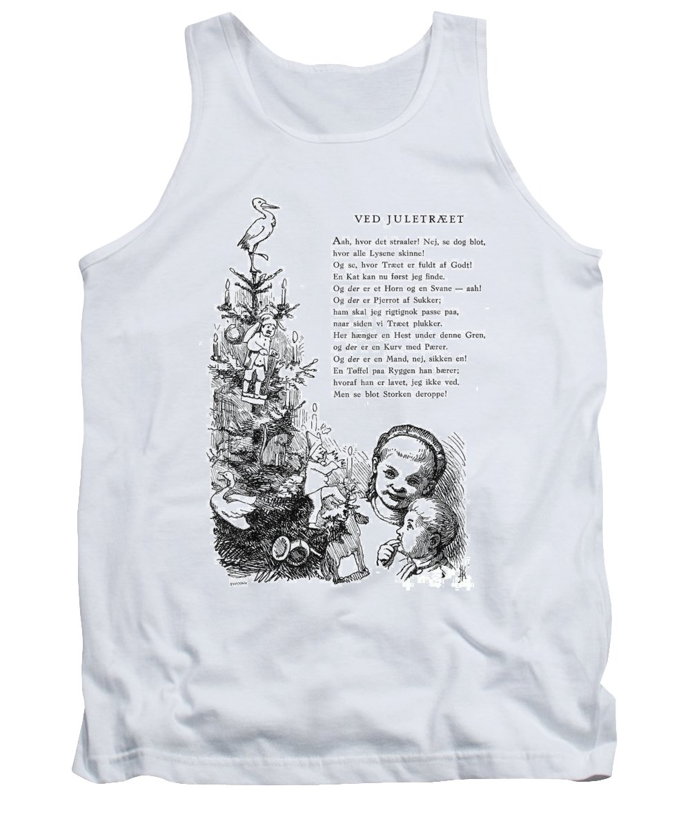 1870 Tank Top featuring the photograph Peters Jul, C1870 by Granger