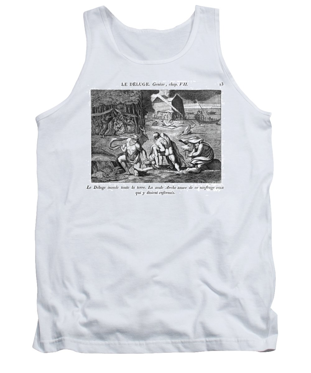 Ark Tank Top featuring the photograph The Flood by Granger