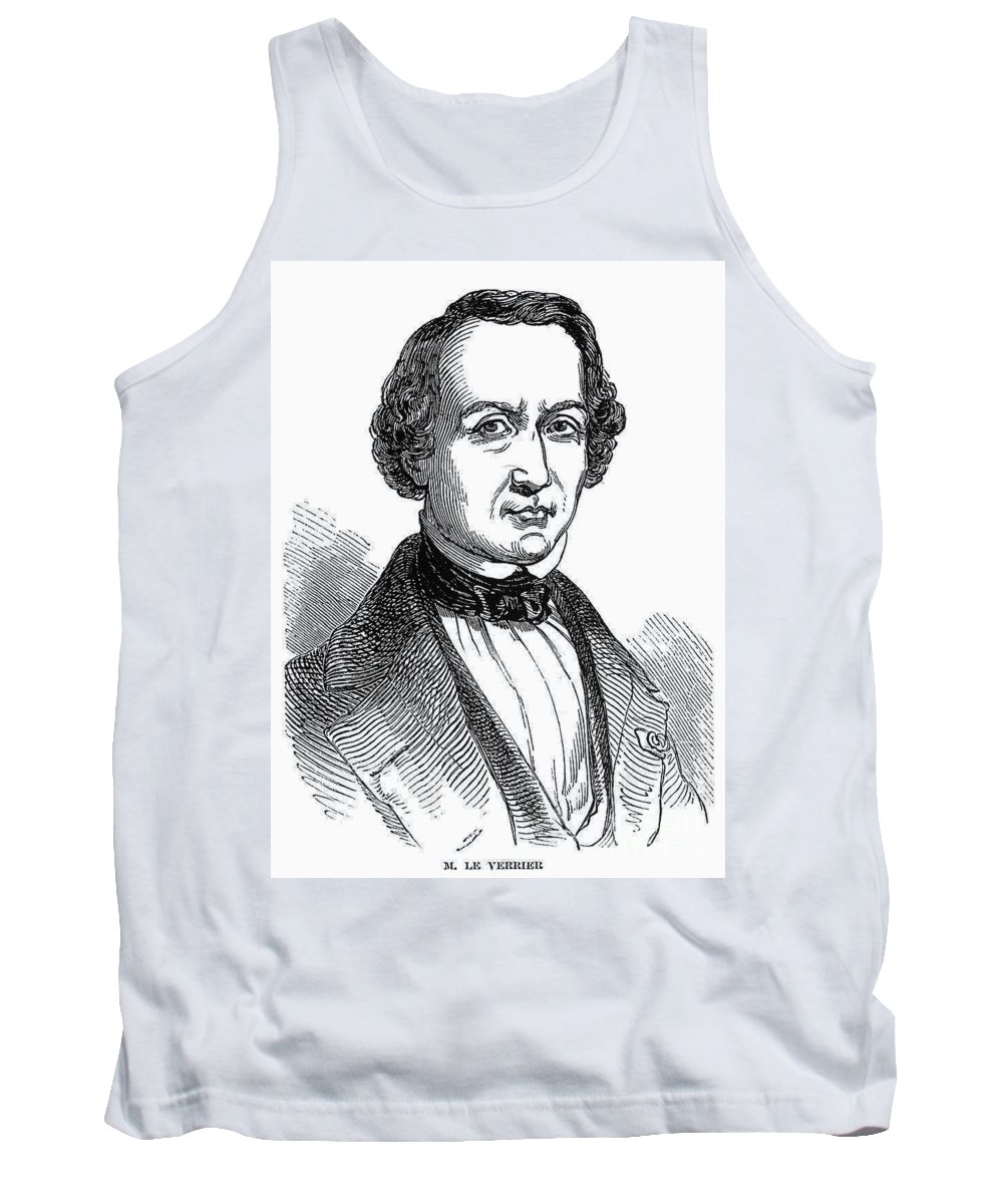 1847 Tank Top featuring the photograph Urbain Leverrier by Granger