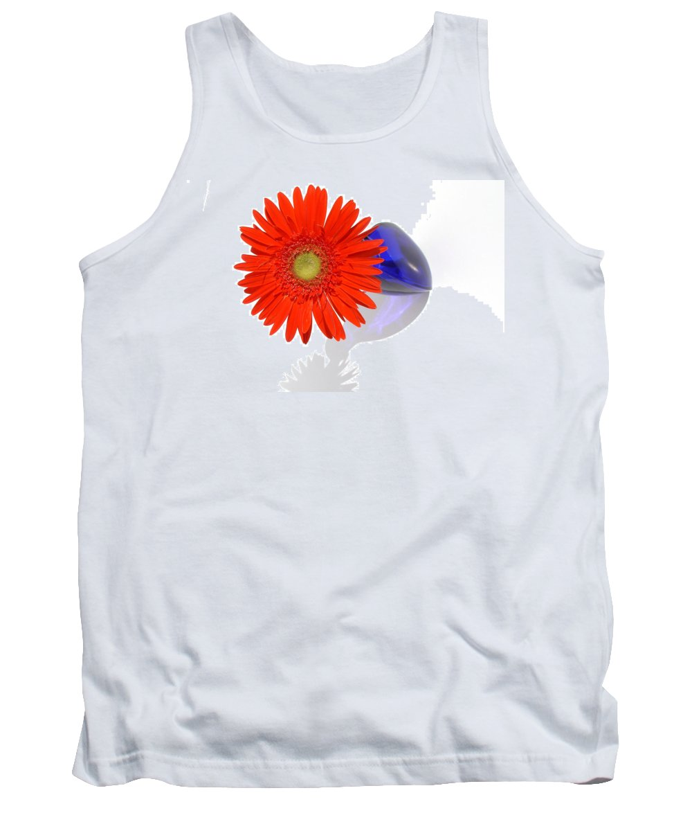 Gerber Photographs Tank Top featuring the photograph 2028a1-1 by Kimberlie Gerner