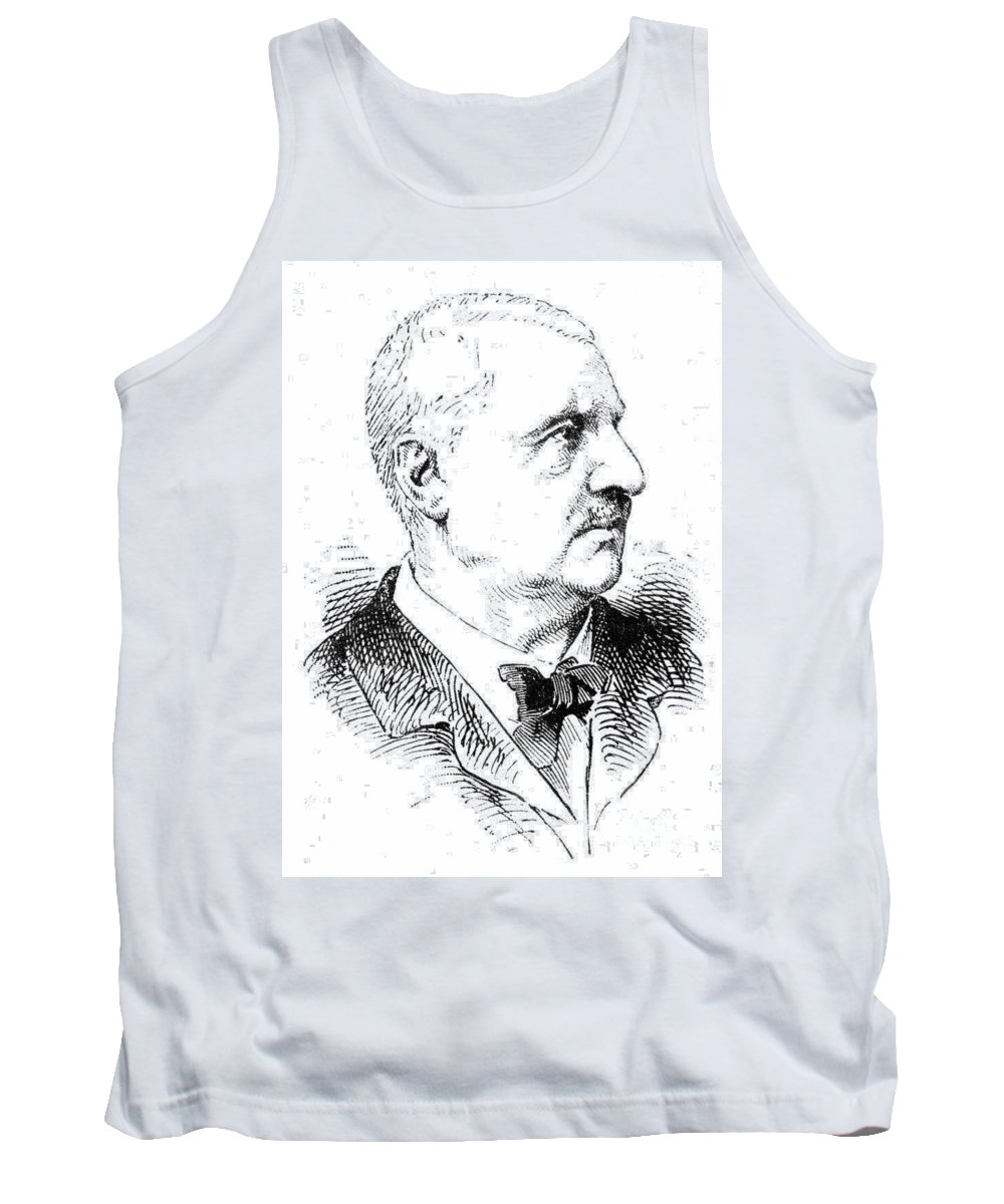 19th Century Tank Top featuring the photograph Anton Bruckner (1824-1896) by Granger