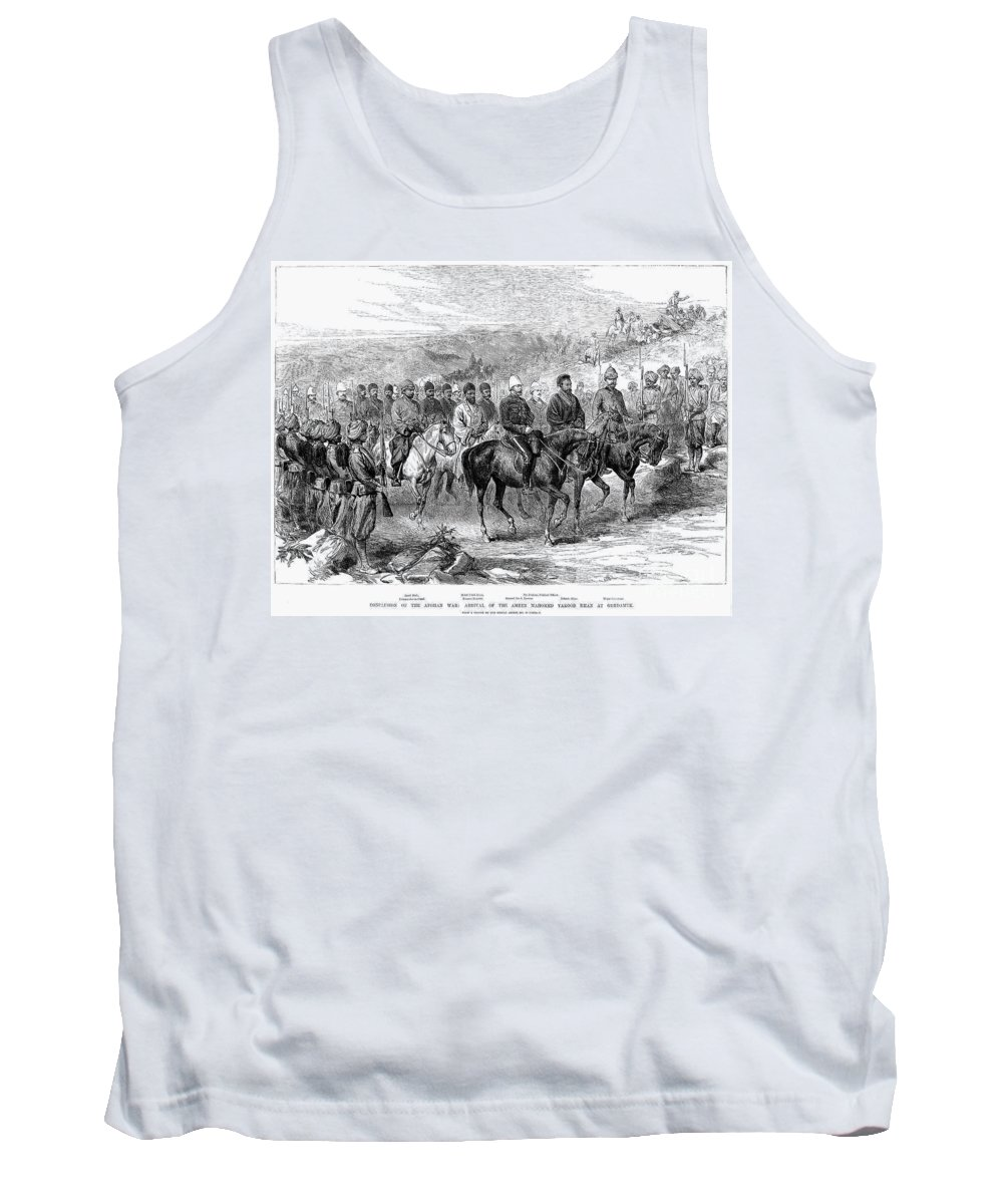 1879 Tank Top featuring the photograph Mohammed Yakub Khan by Granger