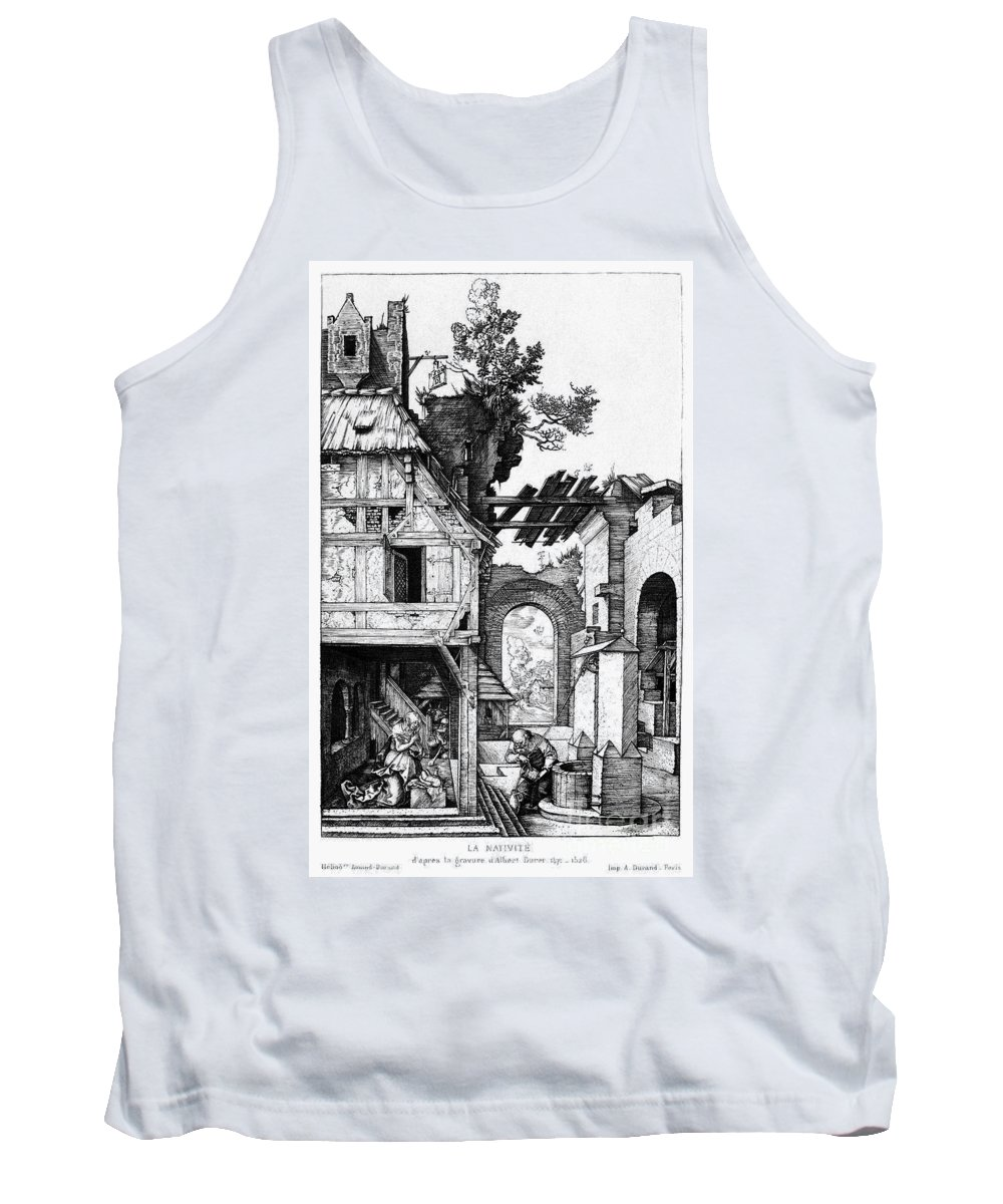 Albrecht Tank Top featuring the photograph The Nativity by Granger