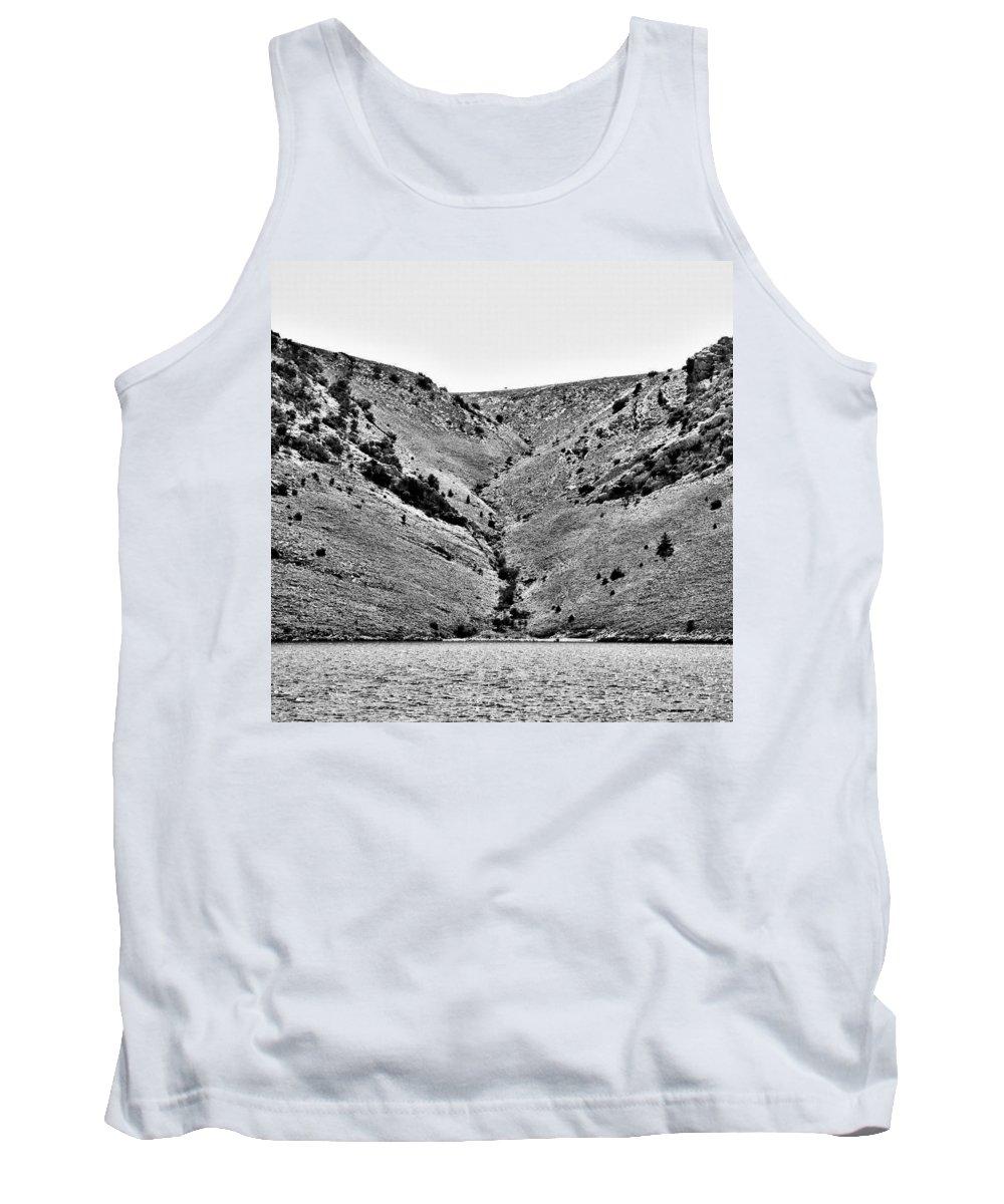 2012 Tank Top featuring the photograph Kornati National Park by Jouko Lehto