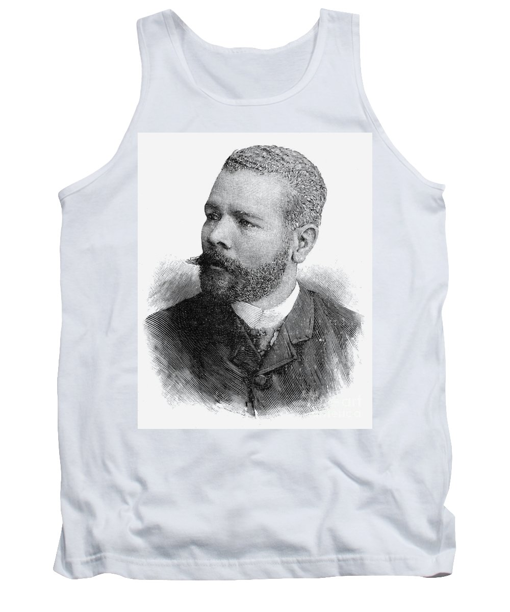 1896 Tank Top featuring the photograph Antonio Maceo (1848-1896) by Granger