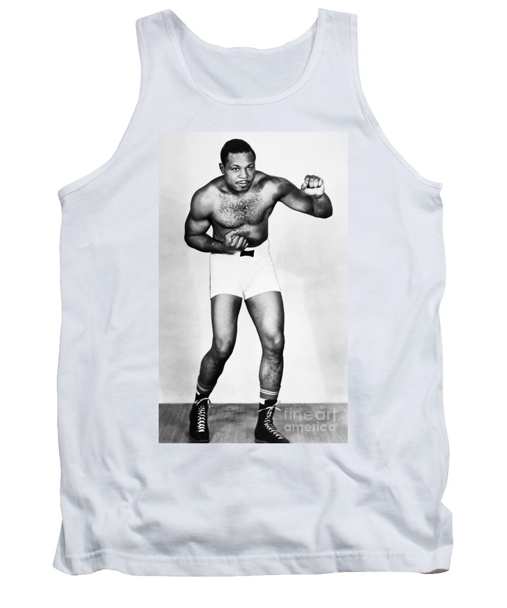 20th Century Tank Top featuring the photograph Archie Moore (1913-1998) by Granger